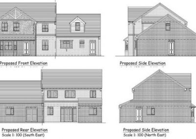Proposed-1.-Proposed-Elevations.-2no-new-dwellings-ilkeston.-528x351