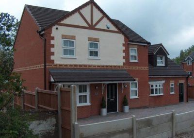 Two New Builds, Hillingdon Drive, Ilkeston