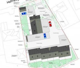 Housing Scheme, Alfreton